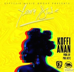 Yemi Alade - Koffi Anan (Freestyle)